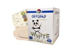 Master Aid Ortopad Regular Παιδικά Οφθαλμικά Αυτοκόλλητα για Στραβισμό Λευκά (8,5x5,9cm), 50 τεμάχια