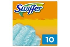 Swiffer Ανταλλακτικά Ξεσκονόπανα για επιφάνειες, 10 τεμάχια