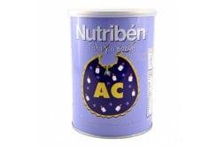 Nutriben AC, Ειδικό για κολικούς με πολυακόρεστα λιπαρά οξέα μακράς αλύσου νουκλεοτίδια, 400 gr