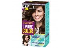 Schwarzkopf Pure Color Βαφή Μαλλιών 5.0 Just Brown, 1 τεμάχιο