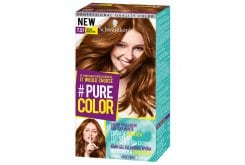 Schwarzkopf Pure Color Βαφή Μαλλιών 7.57 Tofee Addiction, 1 τεμάχιο
