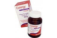 Health Aid Conergy Mega Strength Co Q10 30mg Συνένζυμο Q10, 90caps