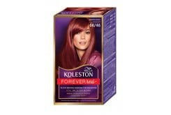 Wella Koleston Cherry Red Βαφή Μαλλιών Νο 66.46 Έντονο Ακαζού Ανοιχτό, 50ml
