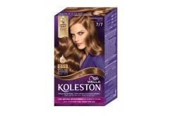 Wella Koleston Deep Brown Βαφή Μαλλιών Νο 7.7 Ξανθό Σοκολατί, 50ml
