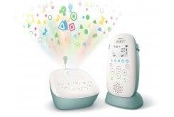 Philips Avent SCD731/52 Ενδοεπικοινωνία Μωρού, 1 τεμάχιο