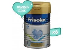 Pack of 6 x Frisolac HA Hypoallergenic Baby Milk, 6 x 400gr