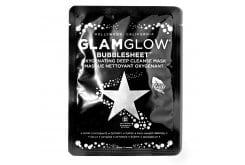 Glamglow Bubblesheet Oxygenating Deep Cleanse Mask Μάσκα Προσώπου για Βαθύ Καθαρισμό & Αποτοξίνωση, 1τμχ