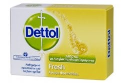 DETTOL Soap Fresh, Dettol Soap Bar Fresh 100gr, Everyday protection against harmful germs