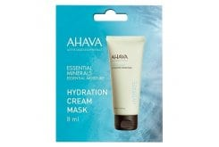 Ahava Time To Hydrate Hydration Cream Mask, Μάσκα Άμεσης Ενυδάτωσης, 8ml