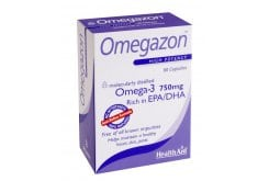Health Aid OMEGAZON 750 mg, 60 κάψουλες