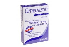 Health Aid OMEGAZON 750 mg, 30 κάψουλες