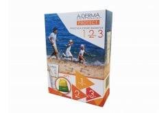 A-Derma PROMO Protect AD Creme SPF50+ Αντηλιακή Κρέμα Πολύ Υψηλής Προστασίας για Ατοπικό & Επιρρεπές Δέρμα, 150ml & ΔΩΡΟ Παιδικός Σάκος