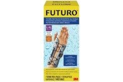 Futuro Περικάρπιος Νάρθηκας Ανθεκτικός στο Νερό για Αριστερό Χέρι, 1τμχ - Large/XLarge