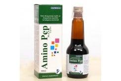 Platinum Aminopep Plus Syrup Σιρόπι με τα απαραίτητα αμινοξέα εμπλουτισμένομε Ψευδάργυρο & Βιταμίνες, 200ml