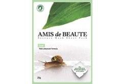 AMIS de BEAUTE Snail Mask Μάσκα Προσώπου για Ανάπλαση, 23g