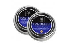 2 x Apivita Pastilles Παστίλιες με Ευκάλυπτο & Πρόπολη για τον Πονεμένο Λαιμό και το Βήχα, 2 x 45gr