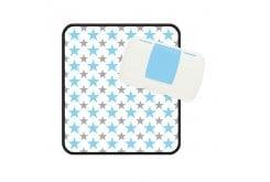 B.Box Diaper Wallet Πορτοφόλι Αλλαγής Πάνας, 1 τεμάχιο - Γαλάζιο