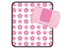 B.Box Diaper Wallet Πορτοφόλι Αλλαγής Πάνας, 1 τεμάχιο - Ροζ