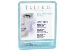 Talika Bio Enzymes Mask Anti-Age, Αντιγηραντική μάσκα προσώπου, μετά την χρήση οι ρυτίδες μειώνονται, εξαφανίζονται & το δέρμα είναι λαμπερό, 1 τμχ