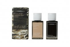 Korres Eau de Toilette Black Sugar, Oriental Lily & Violet Γυναικείο Άρωμα, 50 ml