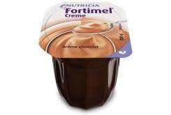 Nutricia Fortimel Creme Σοκολάτα Συμπλήρωμα Διατροφής Υψηλής Περιεκτικότητας σε Πρωτεϊνη & Ενέργεια, 125gr