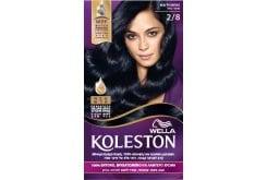 Wella Koleston Blue Black Βαφή Μαλλιών Νο 2.8 Μαύρο Μπλε, 50ml