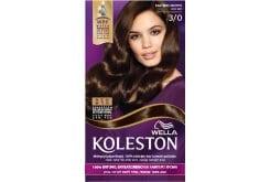 Wella Koleston Dark Brown Βαφή Μαλλιών Νο 3.0 Σκούρο Καστανό, 50ml