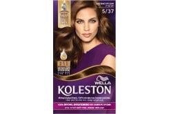 Wella Koleston Brilliant Brown Βαφή Μαλλιών Νο 5.37 Καστανό Χρυσαφί, 50ml