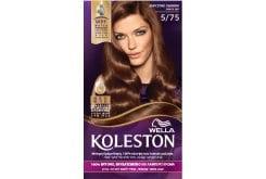 Wella Koleston Attractive Copper Red Βαφή Μαλλιών Νο 5.75 Καστανό Ανοιχτό Μαονί, 50ml