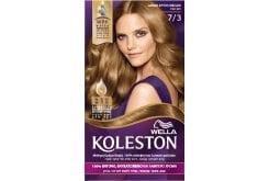 Wella Koleston Hazelnut Βαφή Μαλλιών Νο 7.3 Ξανθό Χρυσό Σκούρο, 50ml