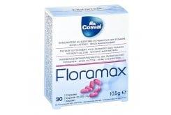 Cosval Floramax Προβιοτικό Συμπλήρωμα Διατροφής για Αποκατάσταση της Εντερικής Χλωρίδας, 30 caps