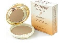 Coverderm Luminous Compact Powder SPF50+ Πούδρα για Λεύκανση του Δέρματος Απόχρωση 03, 10gr - Νο.3