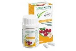 Naturactive Cranberry Συμπλήρωμα με Κράνμπερυ, 60 caps