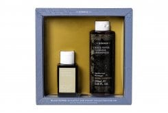Korres Set Black Pepper Cashmere Lemonwood Eau De Toilette, 50ml & Black Pepper Cashmere Lemonwood Showergel, 250ml