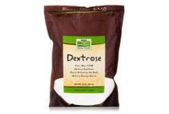Now Dextrose, 100% Καθαρή Δεξτρόζη, 908 gr