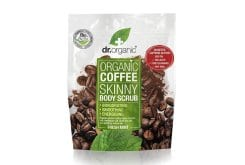 Dr. Organic Coffee Espresso Skinny Body Scrub with Fresh Mint Απολεπιστικό Σώματος, 200ml