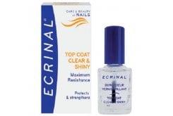 Ecrinal ANP2+ Top Coat Clear & Shiny Διάφανο Επικαλυπτικό – Γυαλιστικό Νυχιών, 10ml