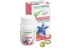Naturactive Έλαιο Μποράγκο για την Καλή Κατάσταση του Δέρματος, 30caps