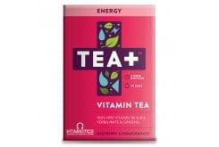 Vitabiotics Vitamin Tea Energy, With Vitamins For Energy & Taste Pomegranate - Raspberry, 14 sachets