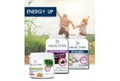 Healthia PROMO Energy Up Higher Energy & Durability Pack, 3 pieces