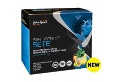 Ethicsport Performance Sete Αθλητικό Συμπλήρωμα Διατροφής που διατηρεί τα αποθέματα ηλεκτρολυτών, υδατανθράκων & νερού σε άριστα επίπεδα, με τροπική γεύση, 14 x 22gr