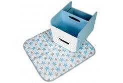 B.Box Diaper Wallet Box Κουτί Αλλαγής Πάνας & Οργάνωσης, 1 τεμάχιο - Γαλάζιο
