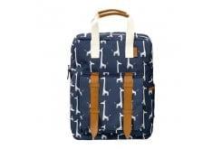 Fresk Large Backpack Τσάντα Πλάτης 36 x 26εκ., 1τεμ. - Giraf-Blue