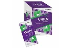 Frezyderm Crilen Wipes Υγρά Εντομοαπωθητικά Μαντηλάκια σε Ατομικά Φακελάκια 20τεμ.