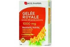 Forte Pharma Gelee Royale 1000mg Δυναμωτικό Συμπύκνωμα με Βασιλικό Πολτό για Φυσική Τόνωση , Ενίσχυση του Ανοσοποιητικο & Μείωση της Κόπωσης, 20ampx10ml
