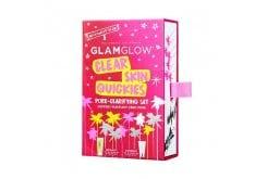 Glamglow Clear Skin Quickies Pore-Clarifying Set με Instamud Mask, 20ml & Supermud Mask, 15ml Σετ με 2 Μάσκες Προσώπου για Καθαρισμό