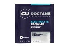 GU Energy Electrolyte Capsules Single Serving Κάψουλες Αναπλήρωσης Ηλεκτρολυτών, 4caps