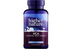 Higher Nature HCA Tamarind Fruit Extract 450mg Συμπλήρωμα Διατροφής για Ενίσχυση Μεταβολισμού & Ρυθμίση της Όρεξης, 90 Ταμπλέτες