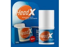 HeadX Stick for Headaches, 3.6g