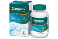 Himalaya Ashvagandha Stress Wellness Φόρμουλα για το Στρες, 60 vcaps